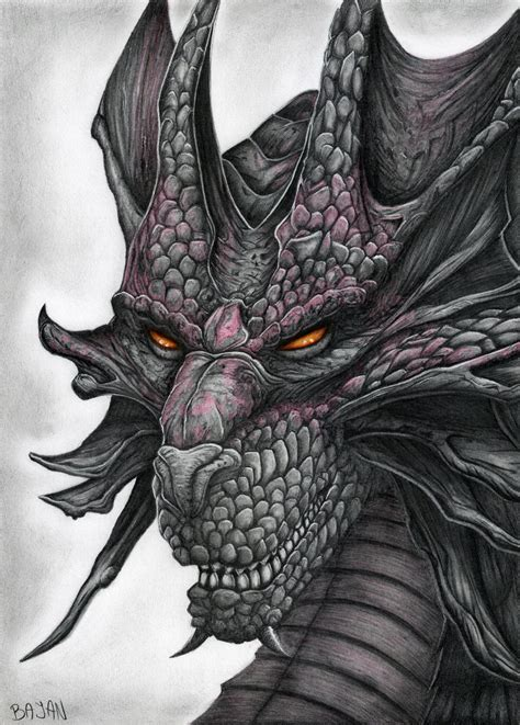 colored mechanical pencil drawing by bajan on deviantart