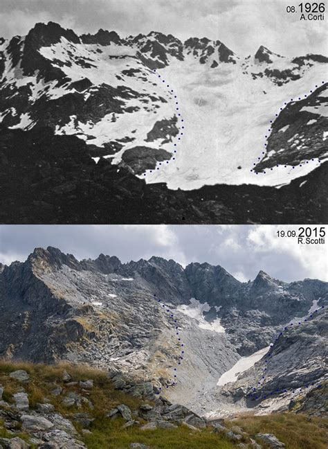 Glacier melting in pictures - Consequences of global ...