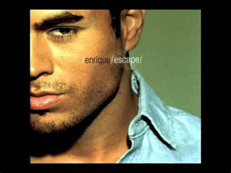 Enrique Iglesias - Escapar K-POP 歌詞