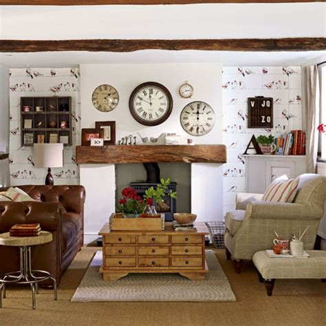 Country Style Living Room Decorating Ideas by Friday S Country Style Room Envy