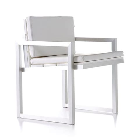 gandia blasco saler silla modern outdoor dining chair