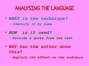 Tone in essay writing