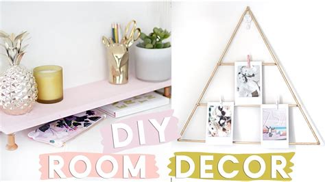 diy organisational room decor projects   desk