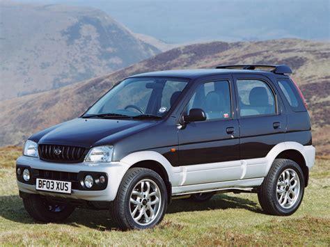 Daihatsu Terios Hd Picture by Daihatsu Terios Sport 2003 Picture 02 1600x1200