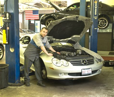 auto repair shop chicago car repair service