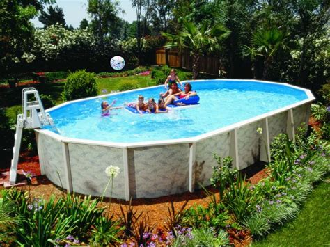 Small Above Ground Swimming Pool Is The Answer — Amazing