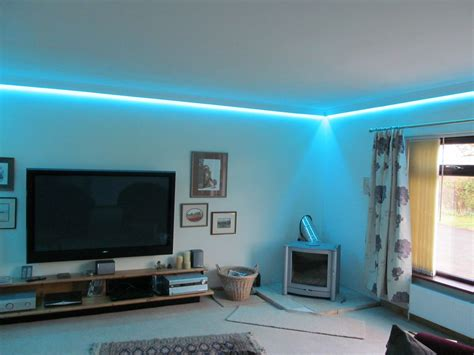 Led Lights Up Room by Image Result For Rgb Coving Living Room