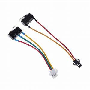 Gas Water Heater Micro Switch Two  Three Wires Small On