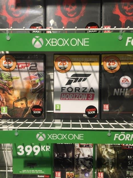 forza horizon  spotted  sweden coming  segmentnext