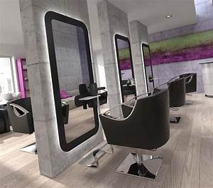 Mobilier Salon De Coiffure : pack mobilier salon coiffure looker 6 postes pro beaute distribution ~ Teatrodelosmanantiales.com Idées de Décoration