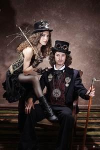 steampunk photography | bohemianromance  Steampunk