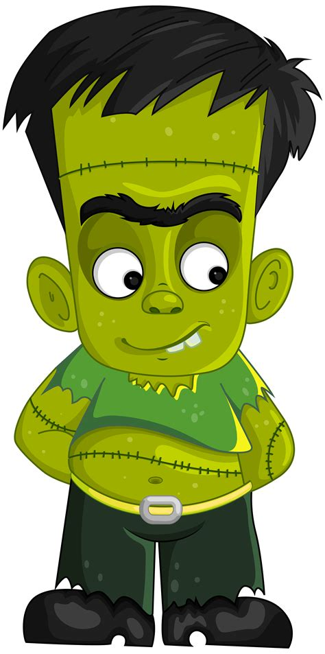 Frankenstein PNG Clipart Image | Gallery Yopriceville ...