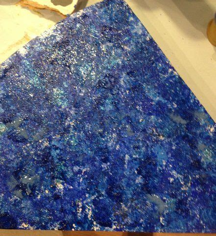 prototype for faux blue granite countertop combination of