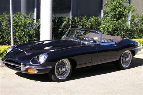 Jaguar E-Type Series 2 Roadster Auctions - Lot 18 - Shannons