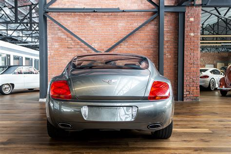 bentley continental gt coupe richmonds classic