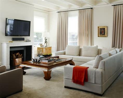 Gardinen Beispiele Wohnzimmer by Wohnzimmer Beige Gestalten 60 Beispiele Wie Sie Das