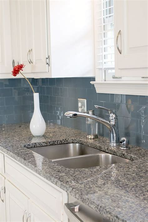 installing peel  stick backsplash   easy kitchen