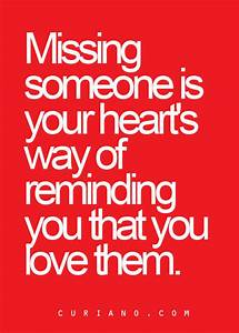mIsSiNg SoMe1,,... Miss Some1 Quotes