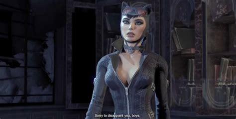Batman Arkham City Catwoman Walkthrough