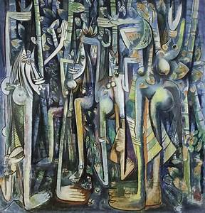 Wilfredo Lam: The Jungle - a photo on Flickriver