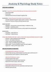 Lecture Exam  1 Study Guide - Biol 2401