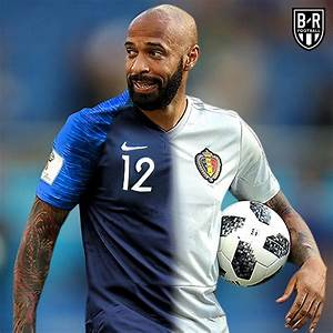 CdM2018 : Thierry Henry ne sait plus où nager