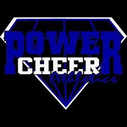 Cheerleading Cheer Athletics Logo