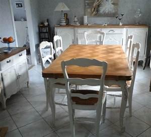 Deco avec meubles anciens rajeunir meubles anciens avec for Meuble de salle a manger avec deco chambre pinterest