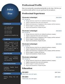 Resume Sle Templates Resume Templates Learnhowtoloseweight