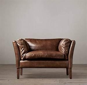Canapé Cuir Fauteuil : les 25 meilleures id es concernant fauteuil cuir vintage ~ Premium-room.com Idées de Décoration