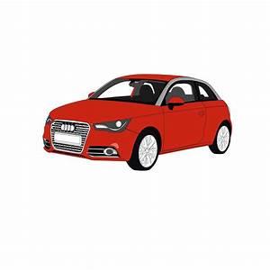 Día 41 Audi vectorizado 365 días 365 dibujos