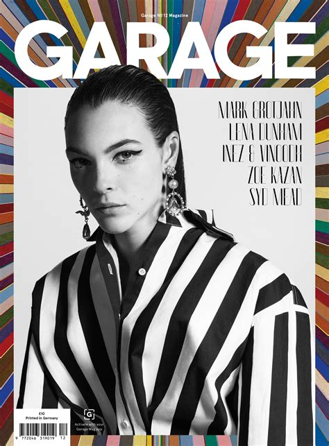 GARAGE Magazine No. 12 - Vittoria Ceretti / GARAGE Magazine