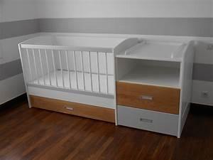 Lit Avec Table à Langer : lit bebe avec table a langer grossesse et b b ~ Teatrodelosmanantiales.com Idées de Décoration