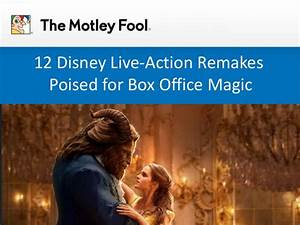 12 Disney Live Action Remakes Poised for Box Office Magic