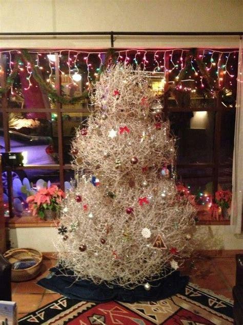 tumbleweed tree in texas texas christmas pinterest
