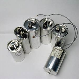 20 Mfd Capacitor 240 Vac Run Capacitor