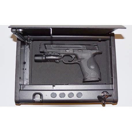 coffre pour arme de poing coffre pour arme de poing avec emprinte digitale et code dynamikarms