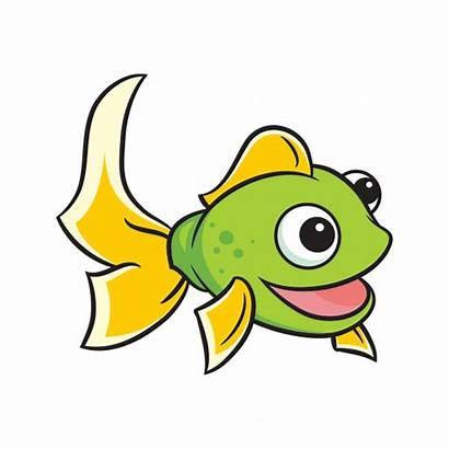 Goldfish Clipart Happy Transparent