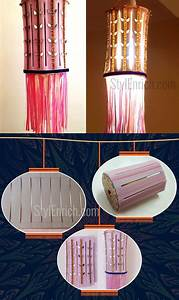 DIY Diwali Lantern : How to Make Royal Lantern from ...