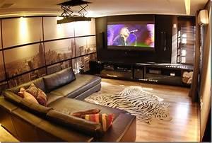 Qual Melhor Op U00e7 U00e3o Para O Home Theater  Tv Ou Projetor