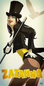 Cool, Series, Of, Dc, Comics, Female, Superhero, Character, Art, U2014, Geektyrant