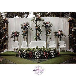 jasa dekorasi pernikahan  bekasi heikamucom