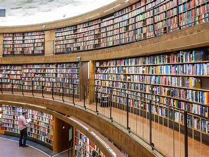 Libraries Library Worlds Traveler Nast Stockholm