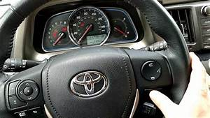 How To Reset A Maintenance Light On A 2014 Toyota Rav4