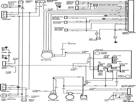 Chevy Truck Alternator Wiring Diagram Forums