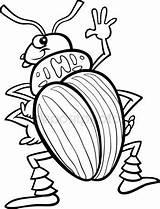 Pill Bug Coloring Getdrawings Printable Getcolorings sketch template