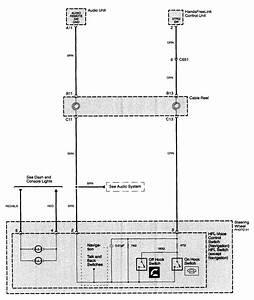 Acura Tl  2003 - 2004  - Wiring Diagram