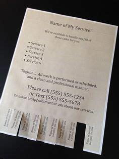 printable flyer  advertising