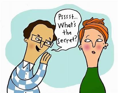 Tell Secret Clipart Mom Clip Writing Cliparts
