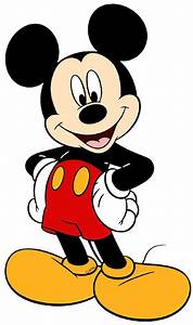 Mickey Mouse Clipart - ClipArt Best